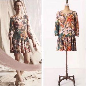 Anthropologie Meadow Rue | Minutiae Floral Dress